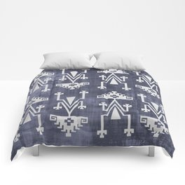 Chilean Tribal Comforters