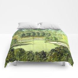 Glen Abbey Golf Course Canada Comforters