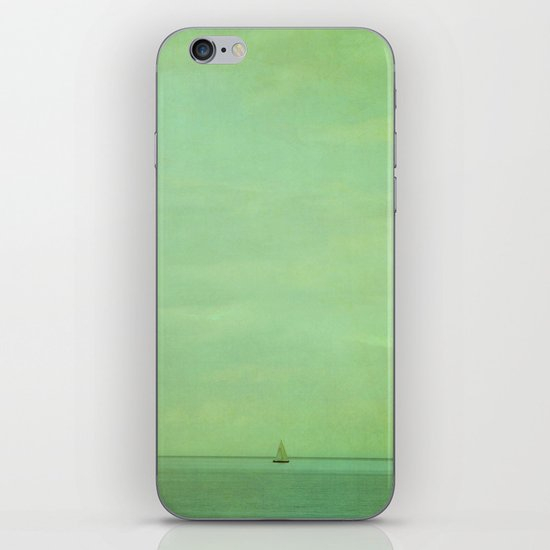 lost in green iPhone & iPod Skin