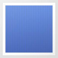 D.va Basic Stripes Art Print