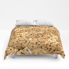 Homemade Chocolate Chip Cookies Comforters