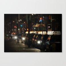 affare Canvas Print