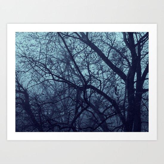 Bleakness  Art Print