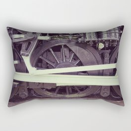 Many Wheeler Rectangular Pillow