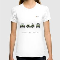 jeep T-shirts featuring Jeep by priby