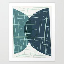 Olivia Art Print