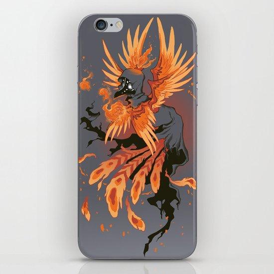 The Avian Arsonist iPhone & iPod Skin