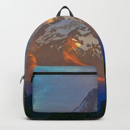 When Adventure Begins Backpack