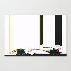 BGP001 Canvas Print