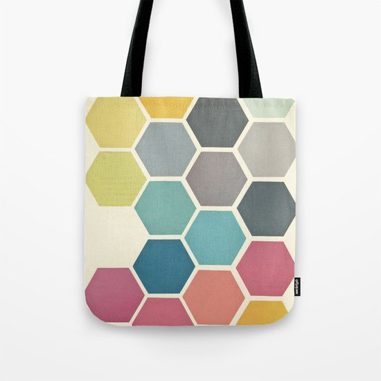 Honeycomb II Tote Bag