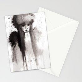 Inteligencia militar (sketch version) Stationery Cards