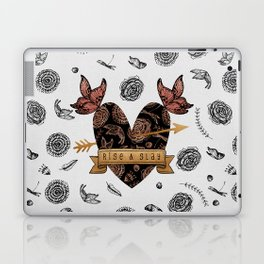 Rise & Slay Laptop & iPad Skin