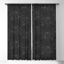 Bat Attack Blackout Curtain