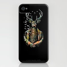 there is no place iPhone (4, 4s) Slim Case