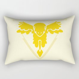 Pokerman Geddum - Team Indistinct Rectangular Pillow