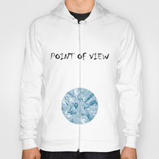 The blue mask Hoody