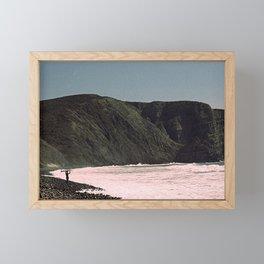 Surfer 1 Framed Mini Art Print