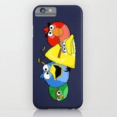 Angry Street Birds iPhone 6 Slim Case