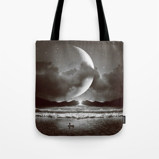 The Currents Will Shift Tote Bag