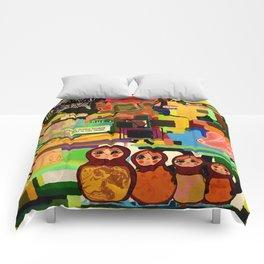 Babushka Comforters