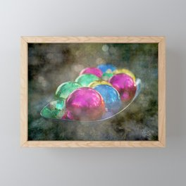 Jewels of the Forest Framed Mini Art Print
