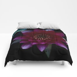 Water Lilly Comforters