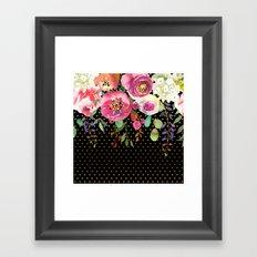 Flowers bouquet #31 Framed Art Print