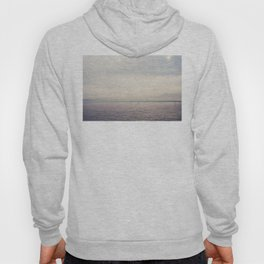 sunset along Lake Constance in Germany ... Hoody