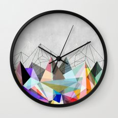 Colorflash 3 Wall Clock