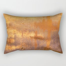 Orange 1 Rectangular Pillow