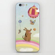 CANDIES WORLD iPhone & iPod Skin
