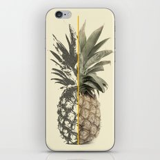 Double Pineapple iPhone & iPod Skin