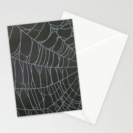 Spider Web Stationery Cards