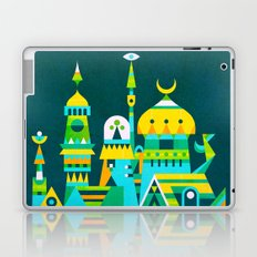 Structura 7 Laptop & iPad Skin