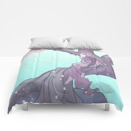 A Dryad Beauty Comforters