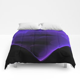 Magic stone - Ultra Violet Comforters