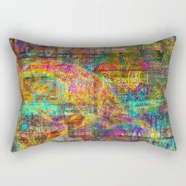 Smiles Everyone, Smiles! [A.N.T.S. Series] Rectangular Pillow