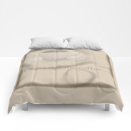 Coffee Stains Comforters
