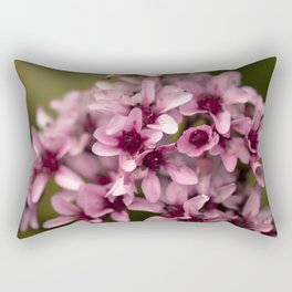 Bergenia Rectangular Pillow