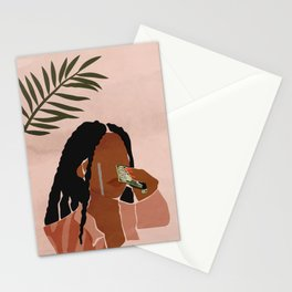 Wipin' Tears Stationery Cards