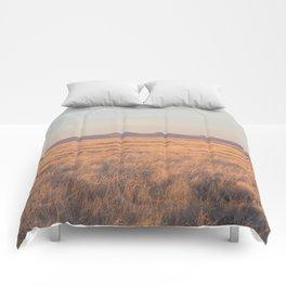 Marfa Skies Comforters