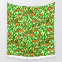 Ice Plants Wall Tapestry