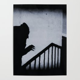 Nosferatu Classic Horror Movie Poster