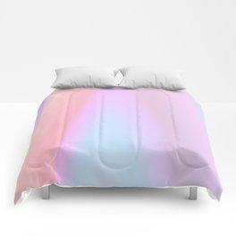 Gradient Colors - Mixed Pastels Color Comforters