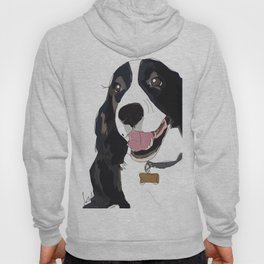 English Springer spaniel Hoody
