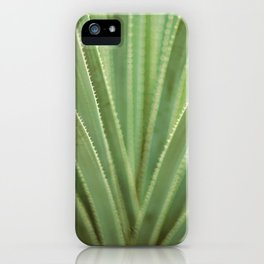 Agave no. 1 iPhone Case