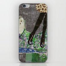 garden of sparkles iPhone & iPod Skin
