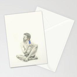 La deshumanización Stationery Cards