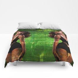 Double Trouble Vamp Girl Comforters