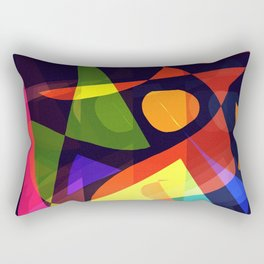 Syncopation Rectangular Pillow